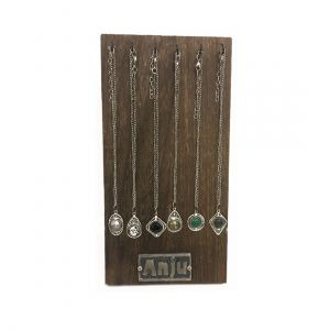 Inclined wooden board (small)