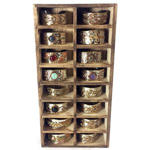 20 Compartment  Vertical Display